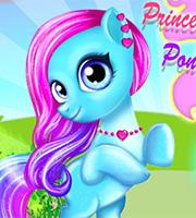 Princess Adorable Pony Caring