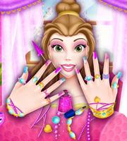 Princess Belle Nails Salon