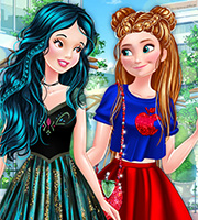 Princess Best Friends Day