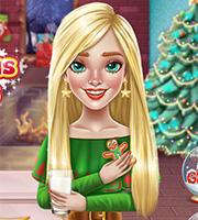 Princess Christmas Cookies