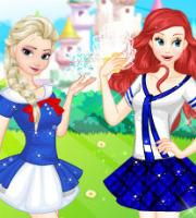 Princess College Girls