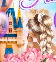 Princess Homeland Dress Up Game