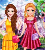 Princess #Influencer SpringTime