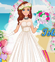Princess Island Wedding