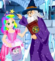 Princess Juliet Frozen Castle Escape
