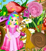 Princess Juliet Hardest Escape Wonderland