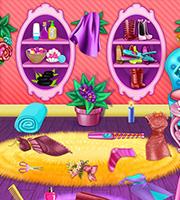 Princess Messy Room