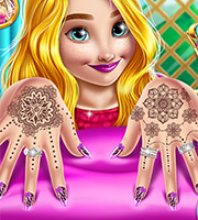 Princess Nail Salon Manicure