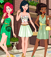 Princess Team Green