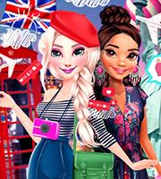 Princess Travel Diaries Town Break