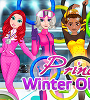 Princess Winter Olympics