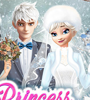 Princess Winter Wedding Ideas