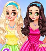Princesses Astonishing Outfits