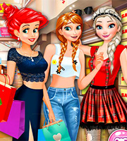 Princesses Black Friday Fun