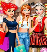 Princesses Black Friday Fun