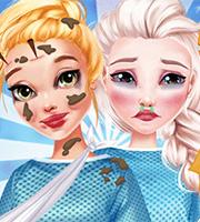 Princesses: Emergency Room