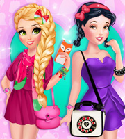 Princesses Fashion Hunters