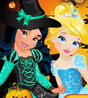 Princesses Halloween Party