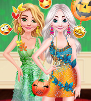 Princesses Happy Thanksgivings Day