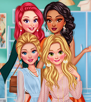 Princesses Trending Colors