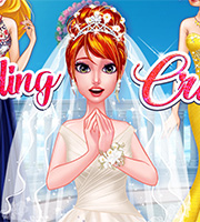 Princesses Wedding Crashers