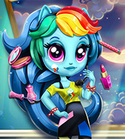 Rainbow Dash K Pop Fashion