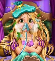 Rapunzel Flu Doctor