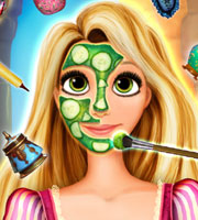 Rapunzel Makeover