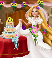 Rapunzel Wedding Deco