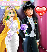 Rapunzel Wedding Party 2