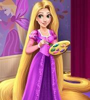 Rapunzel's Painting Room