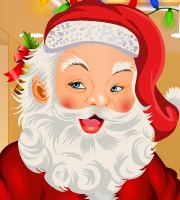 Santa Claus Dress Up