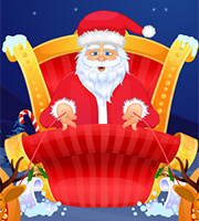Santa Claus Spa Salon