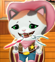 Sheriff Callie At The Dentist