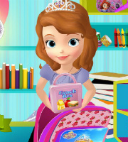 Sofia The First Back To School