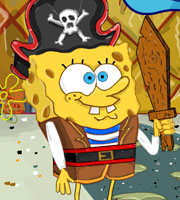 SpongeBob Crazy Dress Up