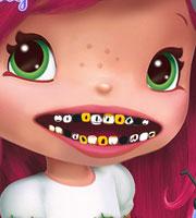 Strawberry Shortcake Dental Care
