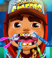 Subway Surfers Tooth Injury