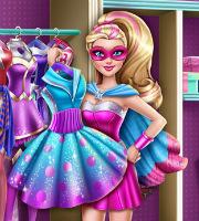 Super Barbie Closet