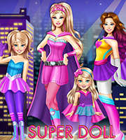 Super Doll Sisters Transform