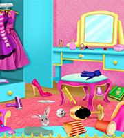 Sweet Girl Messy Room
