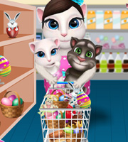 Talking Angela Easter Day