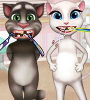 Tom And Angela At The Dentist