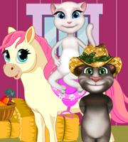 Tom And Angela Pony Care