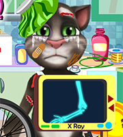 Tom Bike Accident 2