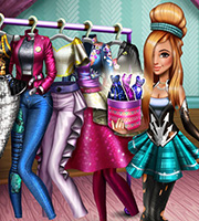 Tris Superstar Dolly Dress up H5