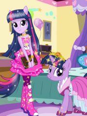 Twilight Sparkle Fashion Day
