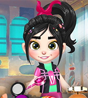 Venellope Princess Makeover